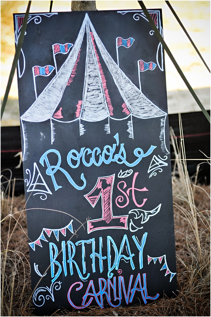 Thumbnail image for Rocco's First Birthday